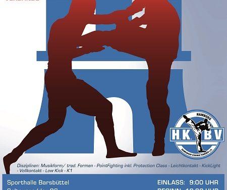 Int. Hamburg Challenge 2019 inkl. Newcomer